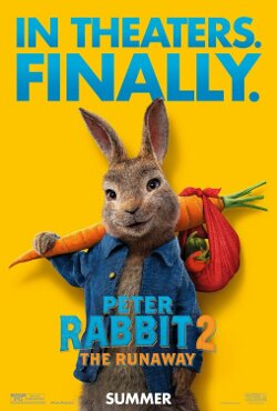 Peter Rabbit 2: The Runaway poster