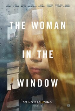 Woman in the Window poster