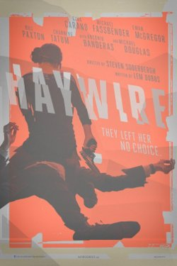 HaywirePoster The DVD Report #255
