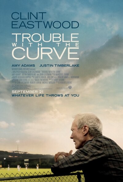 TroublewiththeCurvePoster1
